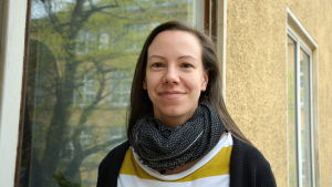 Petra Lindblad.