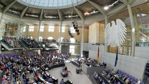 Tyska förbundsdagen, Bundestag