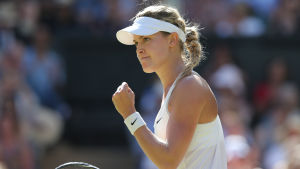 Eugenie Bouchard, tennisspelare.