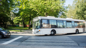 Buss i Vasa.