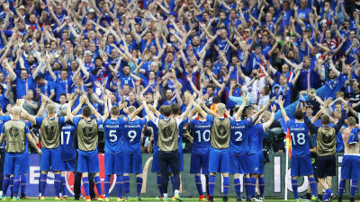 """Isländska kultreferenten  """"Vi är långt ifrån det bästa fotbollslaget ... 11595b2242c5f"""