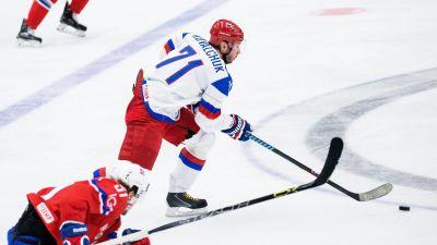 Kovaltjuk bakom rysslands seger