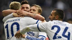 FC Midtjylland har nått framgång med hjälp av statistisk analys.