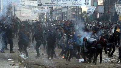 Al jazeera protesterar mot bombhot