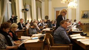 Jakobstads stadsfullmäktige