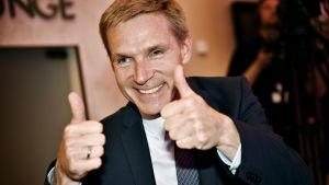 Kristian Thulesen Dahl, ordförande för Dansk Folkeparti.