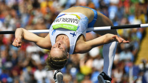 Linda Sandblom, OS 2016.