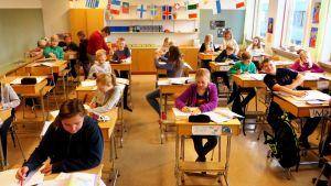 5A i Seminarieskolan
