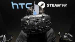 Oculus Rift på presskonferens