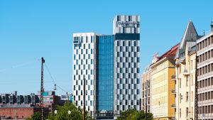 Clarion hotelli Helsingin jätkäsaaressa, Helsinki hotellit, Clarion hotel Helsinki