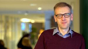 Svante Wahlbeck, vd på HSS Media