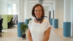 Brita Brännbeck, platschef MedHelp