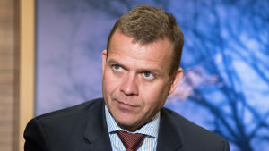 Petteri Orpo pikkuparlamentissa Ylen haastattelussa 27.06.2017