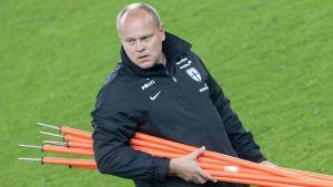Mixu Paatelainen är i stressat läge efter tre förluster i följd.
