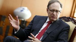 Natos vice generalsekreterare Alexander Vershbow.
