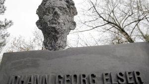 minnesmärke av Johann Georg Elser
