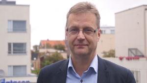 Utbildningsdirektör Rolf Sundqvist.