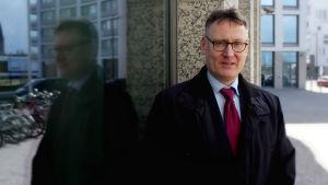 Markus Nylund vid Ernst & Young (EY)