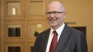 SDP:n entinen puoluesihteeri ja eduskunnan puhemies Eero Heinäluoma