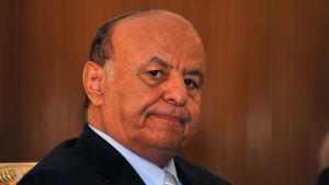 President Abd Rabbo Mansour Hadi vill ha minst sju dagars vapenvila nästa vecka