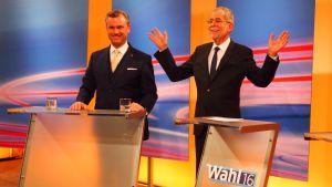 A. Van der Bellen voitti Itävallan presidentinvaali joulukuussa 2016