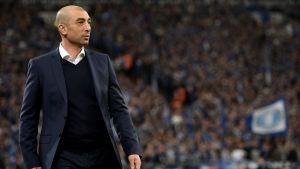 Roberto di Matteo blir tränare för Aston Villa.