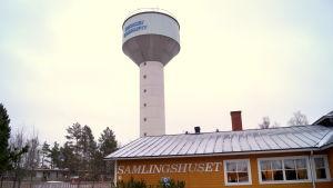 Samlingshuset i Kronoby