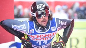 Andreas Romar satsar på OS i Sydkorea 2018.
