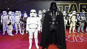 Gestalter ur Star Wars-filmen