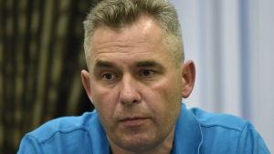 Den ryska barnombudsmannen Pavel Astahov