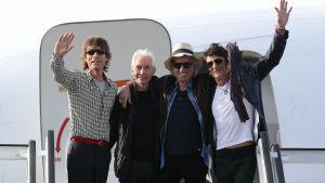 The Rolling Stones på Kuba