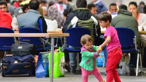Flyktingbarn i Tyskland