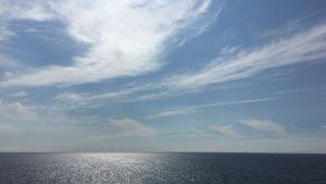 Himmel och hav.