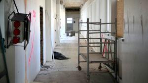 Urblåst korridor
