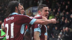 Robbie Brady, Burnley.