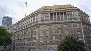 Underrättelsetjänsten MI5:s högkvarter i London