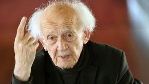 Sociologen Zygmunt Bauman.