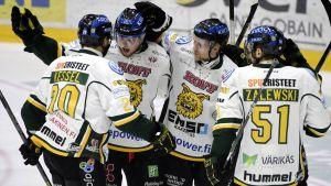 Ilves slog HIFK i Helsingfors.