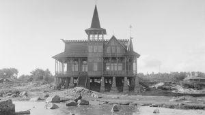 Lovisa Segelpaviljong 1907