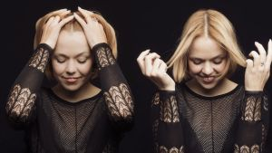 shoe designer minna parikka portrait by markus henttonen
