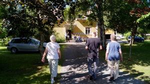 Pensionärsföreningen Wille.