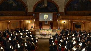 År 2014 fick Edward Snowden Right Livelihoodpriset
