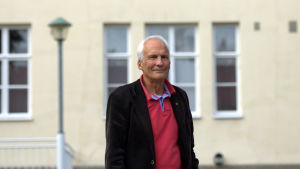 Per Hellman, ordförande för psykiatriska delegationen vid Vasa sjukvårdsdistrikt.