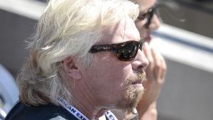 Miljardären Richard Branson.