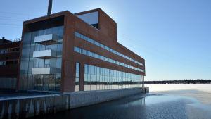 Vasa Elektriska, huvudkontoret.