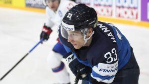Markus Hännikäinen blev segerskytt när Finland slog Norge efter förlängning.