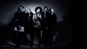 pressbild av rockbandet of monsters and men 2015