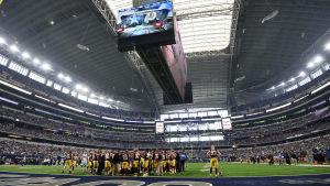Dallas Cowboys hemmaarena stod klar år 2009 och rymmer 101000 åskådare.