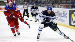 Aleksander Barkov, Finland-Ryssland, VM 2015.