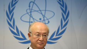 Yukiya Amano, generaldirektör för IAEA